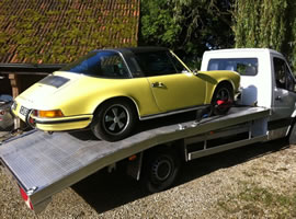 Uk Car Delivery