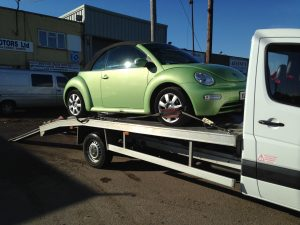 ebay car delivery service