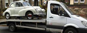 classic car transport