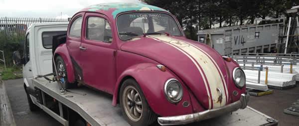 ebay car delivery