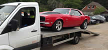 car delivery essex