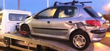 car recovery essex